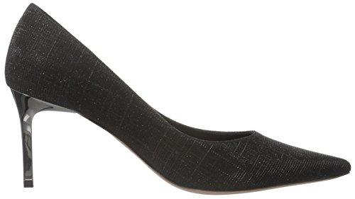 Oxitaly Rubina 100, Escarpins femme Noir - Noir