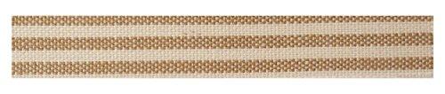 Unbekannt Toga dailylike lkt26Rolle Gewebe Klebeband Streifen Baumwolle, Baumwolle, beige, 6,5 x 6,5 x 1,5 cm -