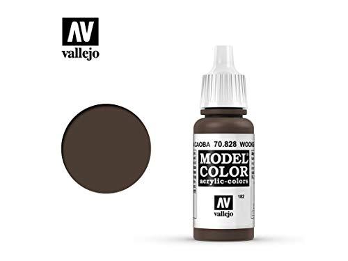 Woodgrain (Farbe Vallejo Model Color 70828 Woodgrain (17ml))
