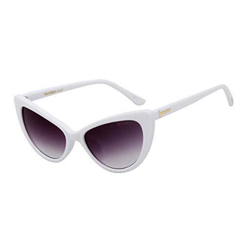 Yuanz Mode Frauen Cat Eye Sonnenbrille Lady Floral Oval Sonnenbrille Für Frauen Brillen Uv400,C05