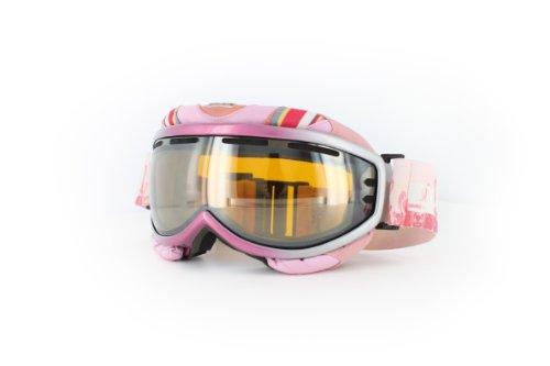 Skibrille GP1 Unisex sweety pink