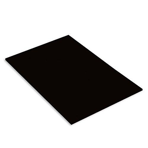 Canson 200361613 Mi-Teintes farbiges Zeichenpapier, A3, schwarz 425