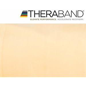 Thera-Band Original 2,5m + Original 24-seitiges Übungsbuch gratis