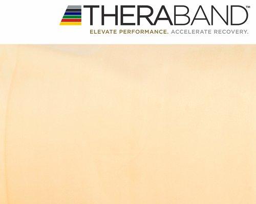 Thera-Band Original 2,5m beige + Original 24-seitiges Übungsbuch gratis