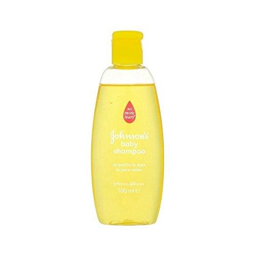 Johnsons Baby Gold Reise Shampoo 100Ml - Packung mit 2