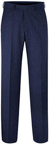 GREIFF Herren-Hose Anzug-Hose PREMIUM regular fit - Style 1325 - royalblau - Größe: 27
