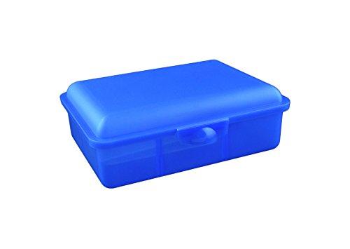 Buchsteiner Klickbox Vario-hoch mit Inneneinteilung, blau