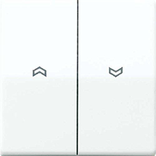 Preisvergleich Produktbild Jung AS591-5PWW Wippe für Jalousie Schalter/-Taster