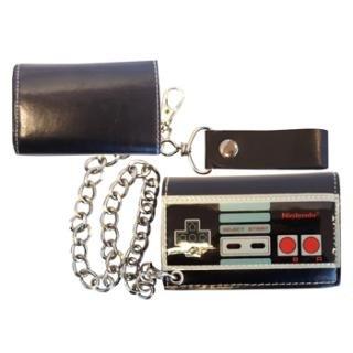 Nintendo NES Geldbörse mit Kette