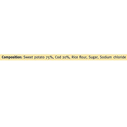 Pet Cuisine Hundesnacks Hundeleckerli Kausnacks, Süßkartoffel & Kabeljau Filet, 340g - 6