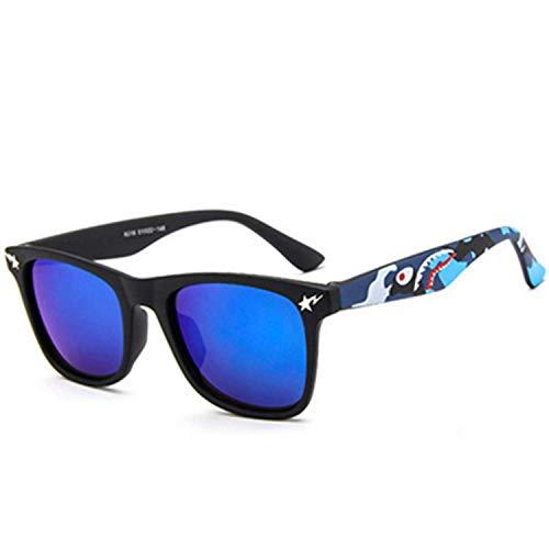 Vintage Sonnenbrillen, Cool Baby Boy Girls Kids Sunglasses Top Fashion Coating Sunglasses Children Sun Glasses ()