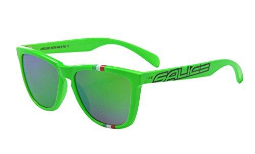 Salice 3047ITA Occhiali da Sole, Verde Ita/RW Verde