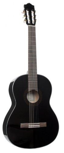 Yamaha C40BL Akustik Konzertgitarre schwarz