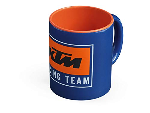 Original KTM Team Mug Tasse Becher Kaffeetasse orange blau