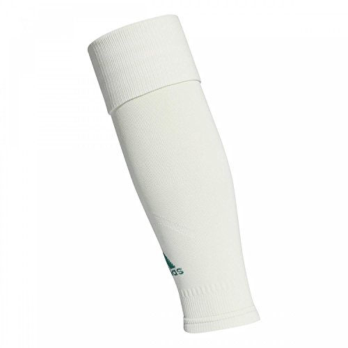 adidas Erwachsene Team Sleeve 18 Stutzen Aero Green/Off White/Tech Forest EU 40-42