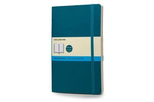 Moleskine Soft Extra Large Underwater Blue Dotted Notebook by Moleskine (2014-03-05)