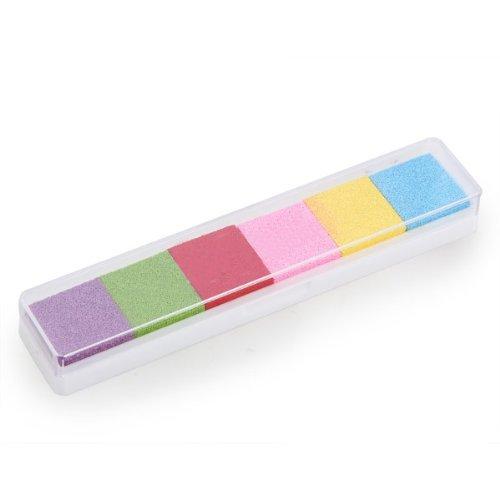 sodialr-almohadilla-tinta-para-sello-tampon-6-colores-claro-para-ninos-no-toxico