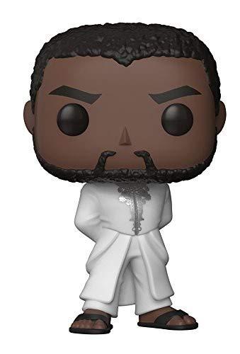 (Pop Black Panther Tchalla White Robe Vinyl Figure)