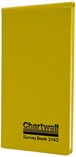 chartwell-2142z-survey-book-dimension-weather-resistant-80-leaf-106-x-205-mm
