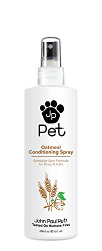 John Paul Pet JPS6801 Oatmeal Conditioning Spray Krallenpflege/Fellsprays