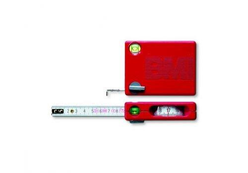 BMI 408351030 Taschenbandmaß X4 3m mit mm/Zoll Teilung lose