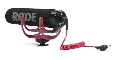 Rode VidMic Go VideoMic Go On-Kamera Mikrofon inkl. Rycote Lyre Halterung