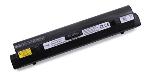 vhbw Akku für Lenovo IdeaPad M10, S10, S10e, S12, S9, S9e Sub-Notebook Laptop wie L08C3B21 - (Li-Ion, 6600mAh, 11.1V, 73.26Wh)