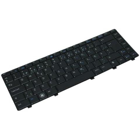 DELL KC75H refacción para notebook - Componente para ordenador portátil (Keyboard, DELL, XPS L401X, L501X, Negro,