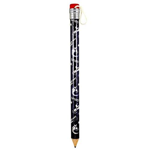 Jumbo-Bleistift mit Radiergummi, Tottenham Hotspur FC Design (Einheitsgröße) (Marineblau)