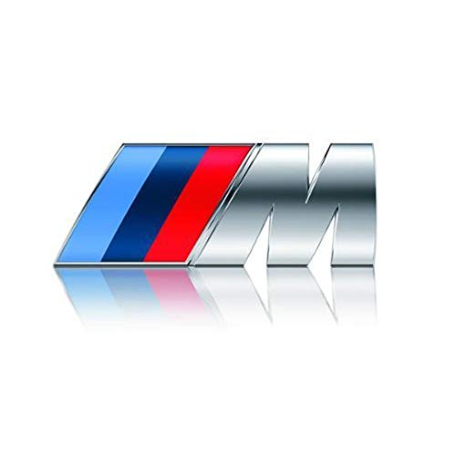 Myhonour Eemblema M Power Hochwertiger Metallaufkleber (1)