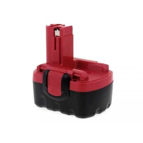 Preisvergleich Produktbild Premium Akku für Bosch Typ 2607335533 NiCd O-Pack, NiCd, 14,4V
