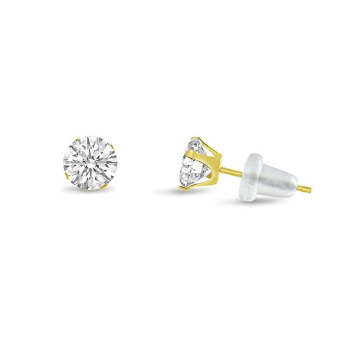 kezef-round-2mm-extra-small-white-cz-10k-yellow-gold-baby-stud-earrings