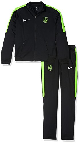 303f0956 Nike Nyr Y Nk Dry Sqd Trk Suit K Chándal, Hombre, Negro (Black