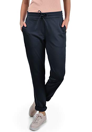 DESIRES Heaven Damen Jerseypants Sweatpants Jogginghose Mit Taschen, Größe:M, Farbe:Insignia Blue (1991)