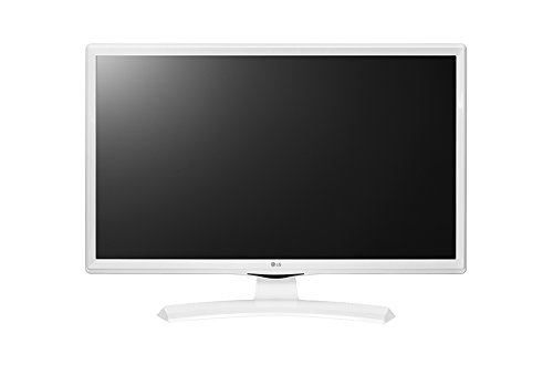 TV LG 24MT49VW-WZ 24  HD White LED - LED TVs  61 cm  24    HD  1366 x 768 pixels  LED  250 cd m    5 ms