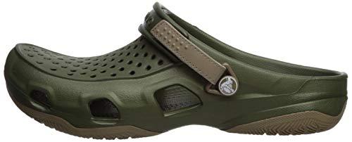 Crocs Men Swiftwater Deck Clogs