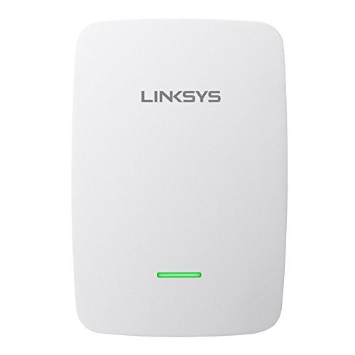 Linksys RE3000W-EJ N300 WLAN Repeater (300 Mbit/s, WPS, Lan Port), weiss - Usb-wireless - Linksys