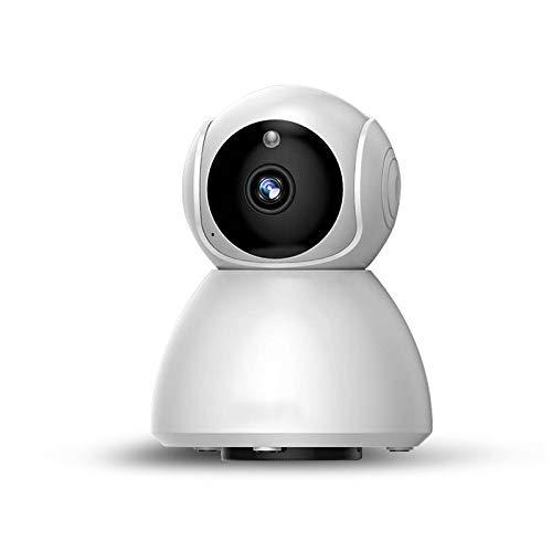 TianranRT Kabellos 720 P Dome 360 ° Netzwerk Heim CCTV IP Kamera IR Nacht Vision WiFi Webcam (C)