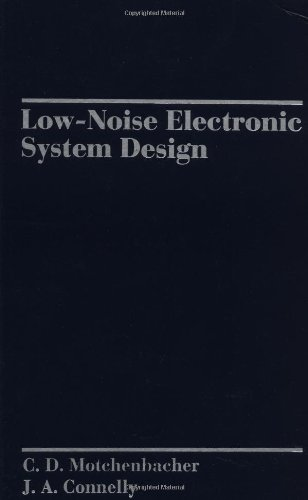 Low Noise Electronic System Design