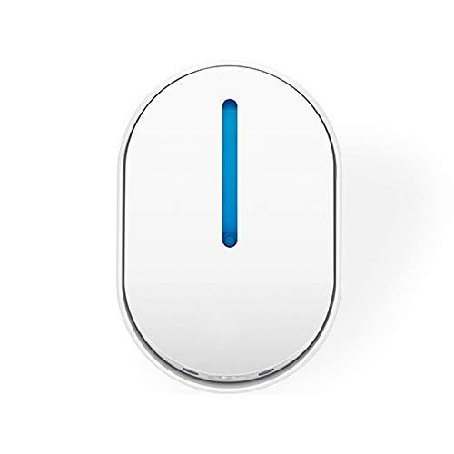 TIMLand Wand- Automatischer Seifenspender /250ml Sensor Schaum Seifenspender-Stanzfreies, automatisches Schäumen für Küche und Bad, Shampoo, Handdesinfizierer