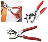 Dayton Revolving Leather Punch Plier / R...