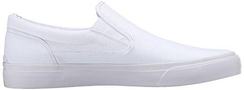 DC Herren Trase Slip-On T Schuh White/White