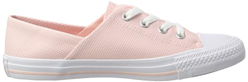 Converse - All Star Coral, Pantofole Unisex – Adulto Mehrfarbig (Vapor Pink/Vapor Pink/White)