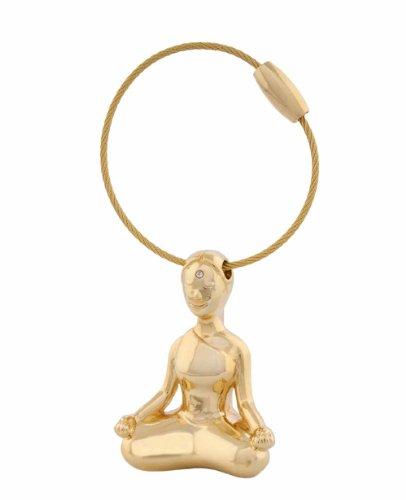 giftcompany-yoga-lady-schlusselanhanger-gold-zinkdruckguss-vergoldet-gold-l8cm-figur-45cm
