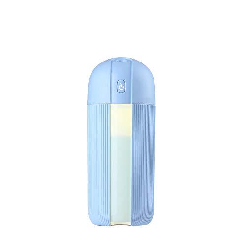 Mini Luftbefeuchter kleine tragbare drahtlose Spray Studentenwohnheim zu Hause stumm Schlafzimmer nettes Mädchen Auto USB-Ladebüro Desktop kreative Atmosphäre Lampe nebligen Hand Holding e -