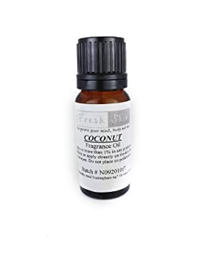 10ml Coconut Fragrance Oil
