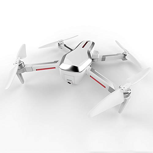 Leslaur CSJ-X7GPS Brushless 4K Drohne mit Kamera 5G WiFi FPV Faltbarer Autorücklauf Optischer Fluss Positionierungsgeste Foto MV Editierung GPS Quadcopter