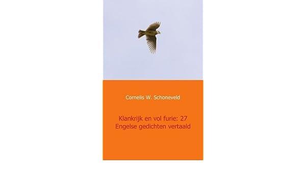 Klankrijk En Vol Furie 27 Engelse Gedichten Vertaald Amazonde