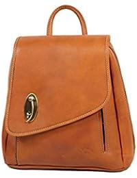 Katana - Bolso mochila  de Piel para mujer