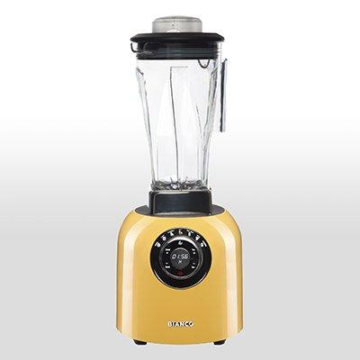 BIANCO puro yellow/gelb Hochleistungsmixer